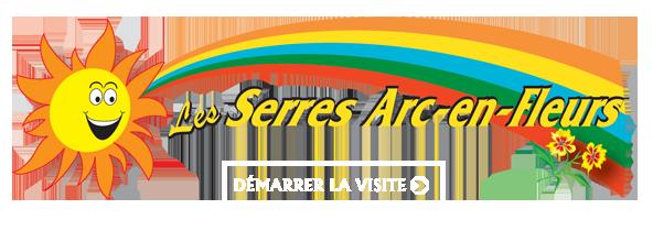 Les Serres Arc-En-Fleurs | Visite virtuelle