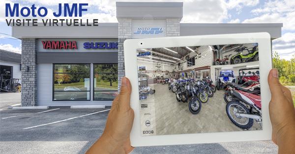 Visite Virtuelle 360° Moto JMF